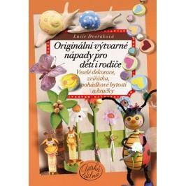 Originální výtvarné nápady pro děti i rodiče | Lucie Dvořáková