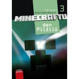 Dobrodružství Minecraftu 3 – Den Plížilů | S.D. Stuart