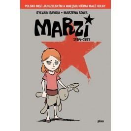 Marzi 1984-1987 | Hana Zahradníčková, Tomáš Zahradníček, Sylvain Savoia, Marzena Sowa