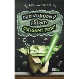 Podivuhodný případ origami Yody   Tom Angleberger