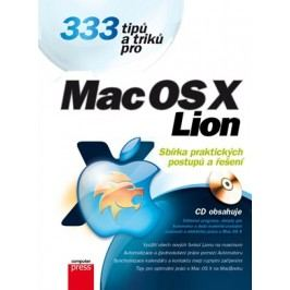 333 tipů a triků pro Mac OS X Lion | Jan Dobrovský