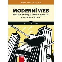 Moderní web | Peter Gasston