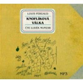 Knoflíková válka CD | Louis Pergaud