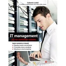 IT management | Ľubomír Lukáč