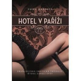Hotel v Paříži: pokoj č. 2 | Emma Marsová