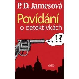 Povídání o detektivkách | Petra Diestlerová, P.D. James