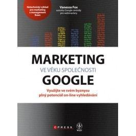 Marketing ve věku společnosti Google | Vanessa Fox