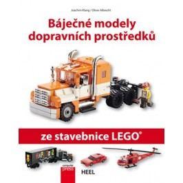 Báječné modely dopravních prostředků ze stavebnice LEGO | Oliver Albrecht, Joachim Klang