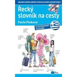Řecký slovník na cesty   Aleš Čuma, Pavla Pinková