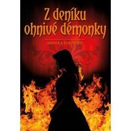 Z deníku ohnivé démonky | Monika Šurinová, Petr Heteša