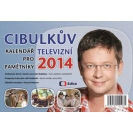 Cibulkův kalendář pro televizní pamětníky 2014 | Aleš Cibulka