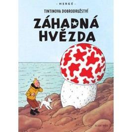 Tintin 10 - Záhadná hvězda | Hergé, Hergé, Kateřina Vinšová
