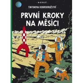 Tintin 17 - První kroky na Měsíci | Hergé, Hergé, Kateřina Vinšová