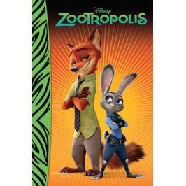 Zootropolis - Pohádkový román | Walt Disney, Walt Disney