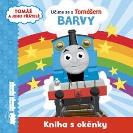 Učíme se s Tomášem - barvy |