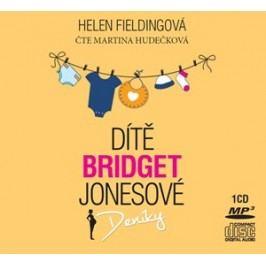 Dítě Bridget Jonesové (audiokniha) | Helen Fieldingová, Barbora Punge Puchalská, Martina Hudečková