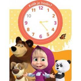 Máša a medvěd Kolik je hodin? |  kolektiv