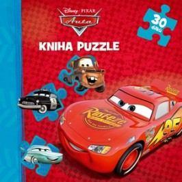 Auta - Kniha puzzle - 30 dílků | autora nemá