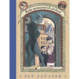 Řada nešťastných příhod 1 - Zlý začátek   Lemony Snicket