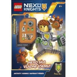 LEGO® NEXO KNIGHTS™ NEXO síla vládne všemu!    kolektiv