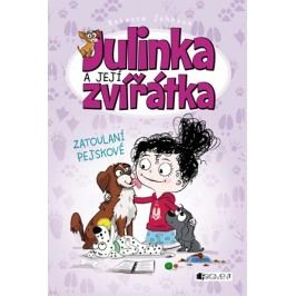 Julinka a její zvířátka – Zatoulaní pejskové | Rebecca Johnson