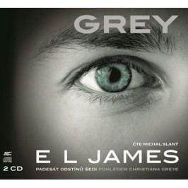 Grey (audiokniha) | E L James
