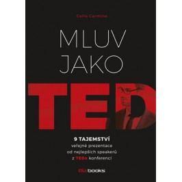 Mluv jako TED | Carmine Gallo