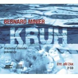 Kruh (audiokniha)   Jiří Žák, Bernard Minier