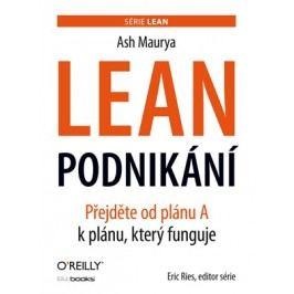 Lean podnikání | Ash Maurya