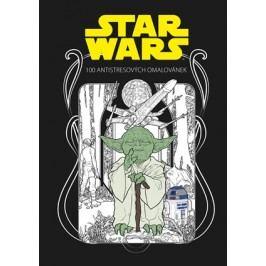 Star Wars: 100 antistresových omalovánek |  kolektiv