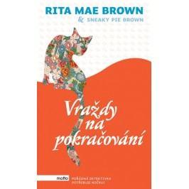 Vraždy na pokračování | Rita Mae Brown