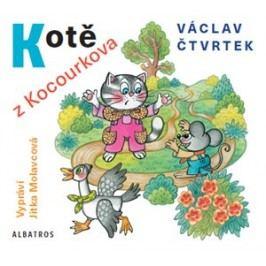 Kotě z Kocourkova (audiokniha) | Václav Čtvrtek, Jitka Molavcová