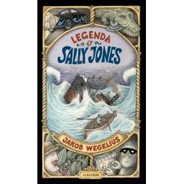 Legenda o Sally Jones | Jakob Wegelius