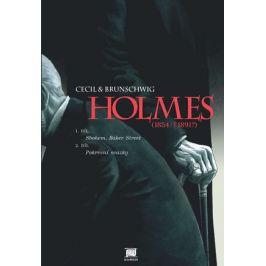 Holmes (sv. 1+ 2) | Cecil, Luc Brunschwig