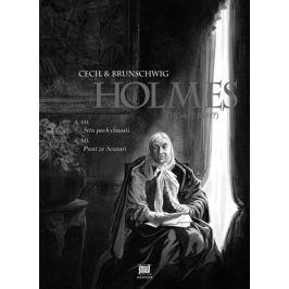 Holmes (sv. 3 + 4) | Cecil, Luc Brunschwig
