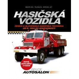 Hasičská vozidla | Marián Šuman-Hreblay