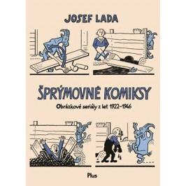 Šprýmovné komiksy | Josef Lada, Tomáš Prokůpek