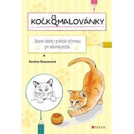 Kočkomalovánky | Pavlína Šmucerová, Kristýna Sataryová