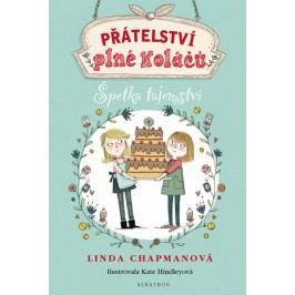 Přátelství plné koláčů: Špetka tajemství | Linda Chapmanová