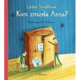 Kam zmizela Anna   Lenka Juráčková