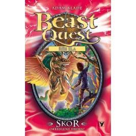 Skor, okřídlený hřebec - Beast Quest (14)   Adam Blade