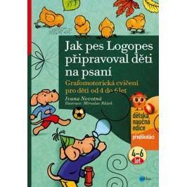 Jak pes Logopes připravoval děti na psaní | Ivana Novotná