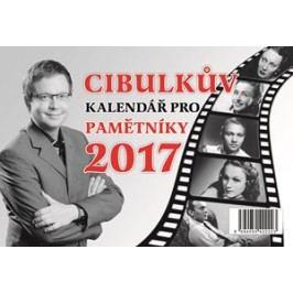 Cibulkův kalendář pro pamětníky 2017 | Aleš Cibulka