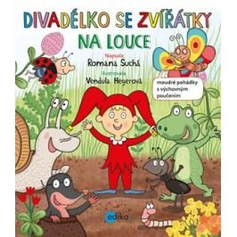 Divadélko se zvířátky na louce | Romana Suchá, Vendula Hegerová