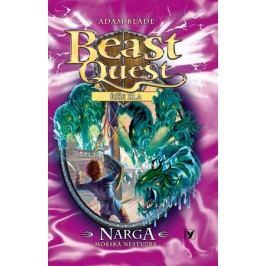 Narga, mořská nestvůra - Beast Quest (15) | Kateřina Závadová, Adam Blade