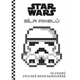 STAR WARS: Pixelové samolepky | kolektiv