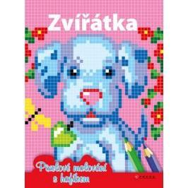 Zvířátka - Pixelové malování s hafíkem |  Cuberdon
