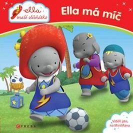 Ella, malé slůňátko - Ella má míč    FreemantleMedia,  FreemantleMedia