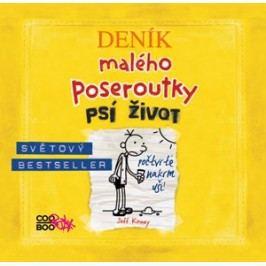 Deník malého poseroutky 4 - audio CD   Václav  Kopta, Jeff Kinney