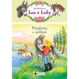 Leo a Luky – Prázdniny s oslíkem | Julia Boehmeová